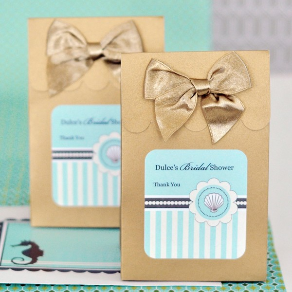 Sweet Shoppe Candy Boxes - Beach Party (set of 12)