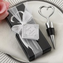 Chrome Heart Bottle Stopper in Gift Box
