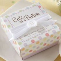 'Cute as a Button' Scented Button Soap