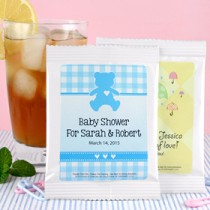 Baby Iced Tea Favours
