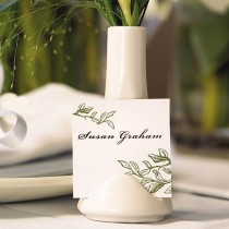 Mini Vase & Place Card Holders (pkgs of 6)