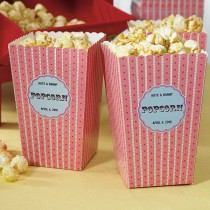 Novelty Popcorn Carton (pkgs of 12)