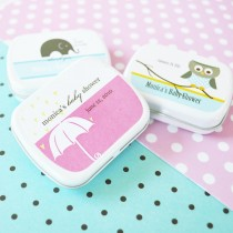 Elite Design Baby Shower Mint Tins