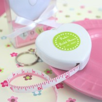 Measure Up Some Love Heart Tape Measure