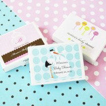 Elite Design Baby Shower Gum Boxes