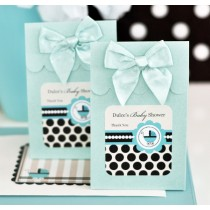 Sweet Shoppe Candy Boxes - Blue Baby (set of 12)