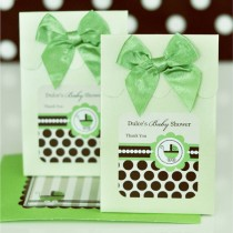 Sweet Shoppe Candy Boxes - Green Baby (set of 12)