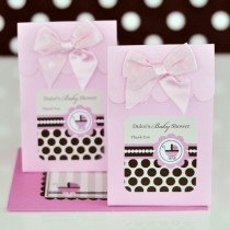 Sweet Shoppe Candy Boxes - Pink Baby (set of 12)