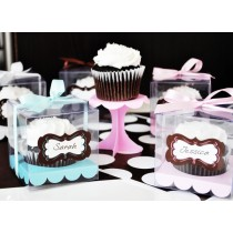 Cupcake favour Boxes (set of 12)