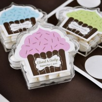 Cupcake Acrylic favour Boxes